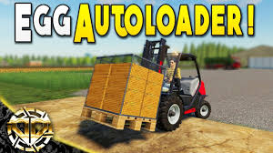 EGG AUTLOADER : PURCHASABLE <b>EGG PALLET</b> - Farming ...