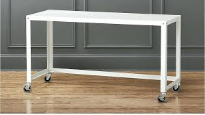 rolling bed desk image of white metal rolling cart diy rolling bed table rolling bed desk