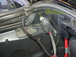 bmw e46 angel eye install khoalty bmw blog 3c route the short harness to the passenger side headlight if you lift the weather stripping from the passenger side power terminal area you can slide