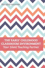 Teachers As Designers Of Learning Environments The Early Childhood Classroom Environment Your Silent