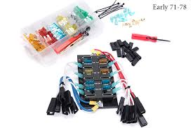 fuse panel replacement update kit international scout parts fuse panel replacement update kit
