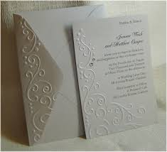 embossed diy wedding invitation pinteres Wedding Invitation Embossing Machine embossed wedding invitations The Best Embossing Machine
