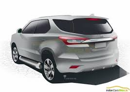 new car 2016 thai2016 Toyota Innova To Launch By September  Spied
