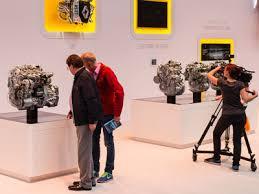 Frankfurt Motor <b>Show</b> 2013: TCe 130 EDC engine, <b>a new arrival</b> in ...