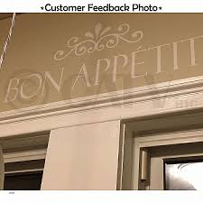 Bon Appetit Wall Decor Plaques Signs Bon Appetit Wall Decor Plaques Signs New Bon Appetit Vinyl 32