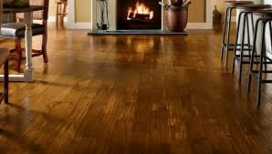 Kitchen And Dining Room Flooring Wood Laminate Flooring For Your Simple And Chic Home Midcityeast