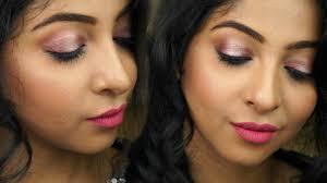 grwm for wedding reception easy wedding guest makeup