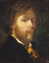 gustave moreau self portrait 1850 oil on canvas