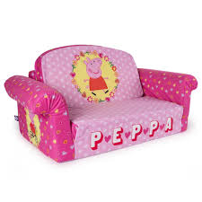 couch bed for kids. Peppa Pig Marshmallow Furniture Children S Upholstered 2 In 1 Flip Couch Bed For Kids 6