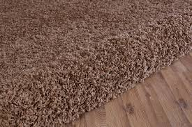 darkbeigeshaggyrugwarmsoftfluffycarpet fluffy brown rug l79 fluffy
