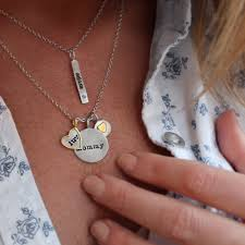 customized jewelry completely offers you the creative freedom to don jewelry the way you always wanted to you have doodads engraved pendants