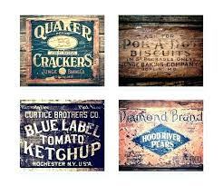 kitchen plaques with sayings vintage kitchen signs zoom source a sayings with wooden metal wall