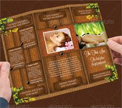 Spa Brochure Template Fascinating 48 Spa Brochures Sample Templates