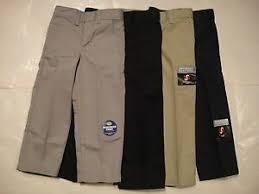 Dickies Husky Size Chart Details About Dickies Kp321 Kp3321 Boys Flexwaist Flat Front Pants 4 5 6 7 8 10 12 14 Nwt