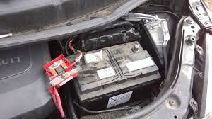 renault grand scenic engine fusebox access javalins s blog then remove the clamp at the front of the battery you ll need a torx bit for this and a long 6″ extension