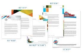 Letterhead Sizes | Custom Letterhead Printing | Uprinting.com