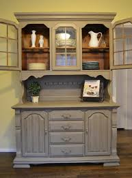 AnneTique Designs: Thrift store china cabinet make over would be pretty in  kitchen