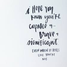 Encouraging Quotes For Friends Mesmerizing Yes You Are Js QuotesSayings Pinterest Open Letter