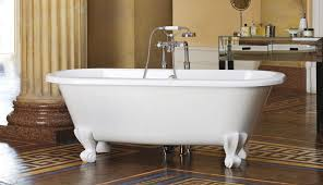 Stand Alone Tub Bathroom Classy Stand Alone Claw Foot Bathtub For Luxury