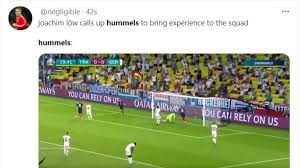 We did not find results for: Euro 2020 Best Memes And Reactions To France Beating Germany With Hummels Own Goal And Pogba S Masterclass
