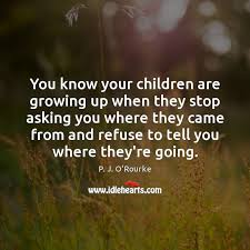 Quotes About Children Growing Up Simple Quotes About Children Growing Up Picture Quotes And Images On