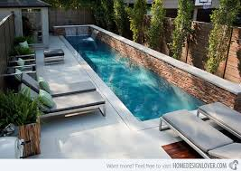 15 Great Small Swimming Pools Ideas Home Design Lover Small Pools For  Backyards