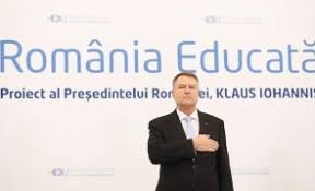 România lucrului bine făcut: Nici după aproape 7 ani de mandat prezidențial, proiectul 'România Educată' nu este finalizat, recunoaște Cotroceniul - Stiri pe surse - Cele mai noi stiri