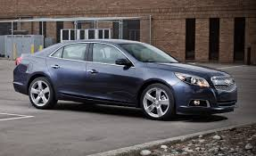 2013 Chevrolet Malibu LTZ 2.0 Turbo Test – Review – Car and Driver
