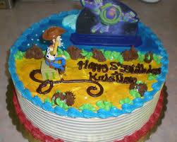 Toy Story Birthday Cake In Butter Cream Yelp