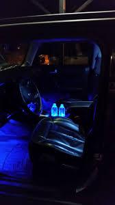 Blue Led Lights For Car The Blue Led And Ledglow Interior Lighting I Installed We