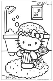 Hello Kitty Disegni Per Bambini Da Stampare E Colorare