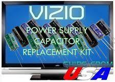 vizio tv e321vl. vizio vp322 lcd tv capacitors repair kit pspu-j707a eay42539401 u-fix it \u0026 $ave! vizio tv e321vl