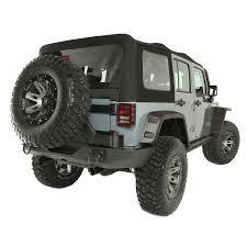 soft top black diamond sailcloth 10 18 jeep wrangler jku