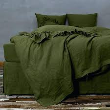 light green queen bedding sets duvet covers sage cover twin linen olive