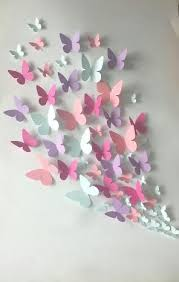 Wall Decoration Paper Design Wall Art Designs Paper Wall Art Paper Wall 100d Butterfly Home Design 46
