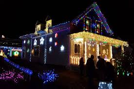 images christmas decorating contest. Christmas Lights At The Home Of Al Dupuis In 2016. FILE PHOTO Images Decorating Contest