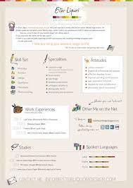 Ester Liquori Design Visual Resume Visual Ly