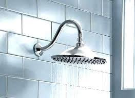 moen shower arm shower arm straight home depot brushed nickel moen shower arm oil rubbed bronze