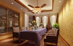 ceiling fans with lights for living room. 3d Living Dining Room Ceiling Fan And Pendant Lights House Modern Fans With For