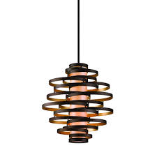 eclectic lighting. Vertical Pendant Light With Inner Glass Cylinder Shade And Four Lights Eclectic Lighting G