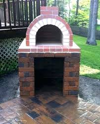 diy outdoor brick fireplace packed with building an outdoor brick fireplace s outdoor brick fireplace plans