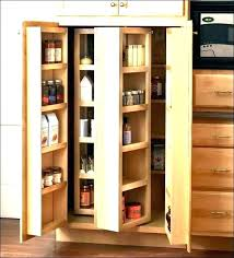 Oak Pantry Cabinet Wall Kitchen  Solid Wood Suppliers Solid Wood Pantry Cabinet N23