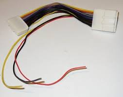 Toyota 20 Pin Stereo Wiring Toyota Stereo Wiring Harness