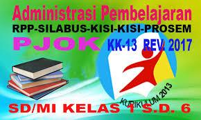 Pada kesempatan malam ini saya akan berbagi materi tentang perangkat pembelajaran administrasi mata pelajaran muatann lokal. Administrasi Pembelajaran Pjok Sd Mi Kurikulum 2013 Revisi 2017 Edukasi Suwoyo Com