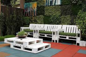 garden furniture made of pallets. patio furniture made from pallets pallet bed u0026 more reclaimed wood diy possibilities garden of
