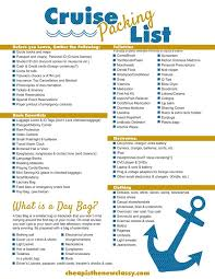 Free Blank Printable Packing List Download Them Or Print