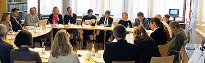 on monday the research institute of industrial economics ifn organized a roundtable discussion about energy in cooperation with the german cesifo