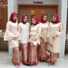 Model baju kebaya nikahan biasanya didesain sesuai dengan permintaan calon pengantin. Baju Kebaya Seragam Pengantin Baju Kebaya Bagus