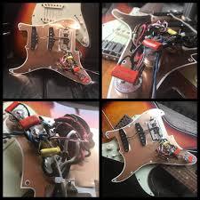 "our ""smart lonestar"" prewired hss strat Wiring Fender Hss Lone Star Stratocaster Wiring Kit"