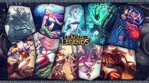 League of Legends - Support Wallpaper2 ...
